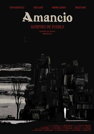 87-poster_Amancio, vampiro de pueblo
